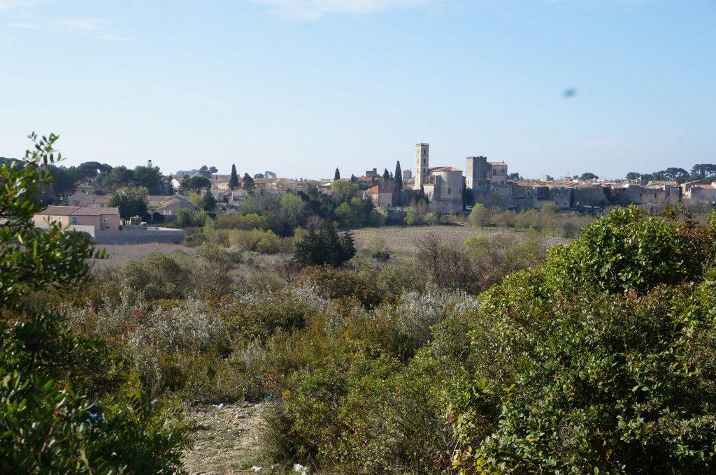 Haut-Languedoc : Cournonterral sous un nouvel angle