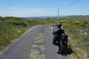 Haut-Languedoc - Massifs à l'horizon
