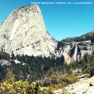 Yosemite - L'Amérique du Nord à vélo