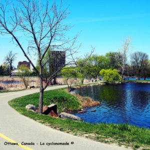 Piste cyclable d'Ottawa