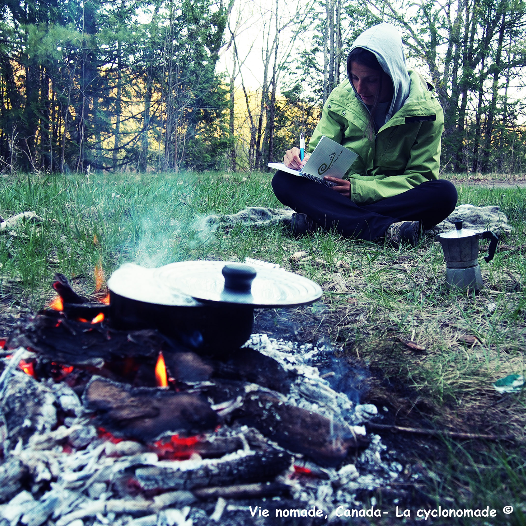Vie nomade