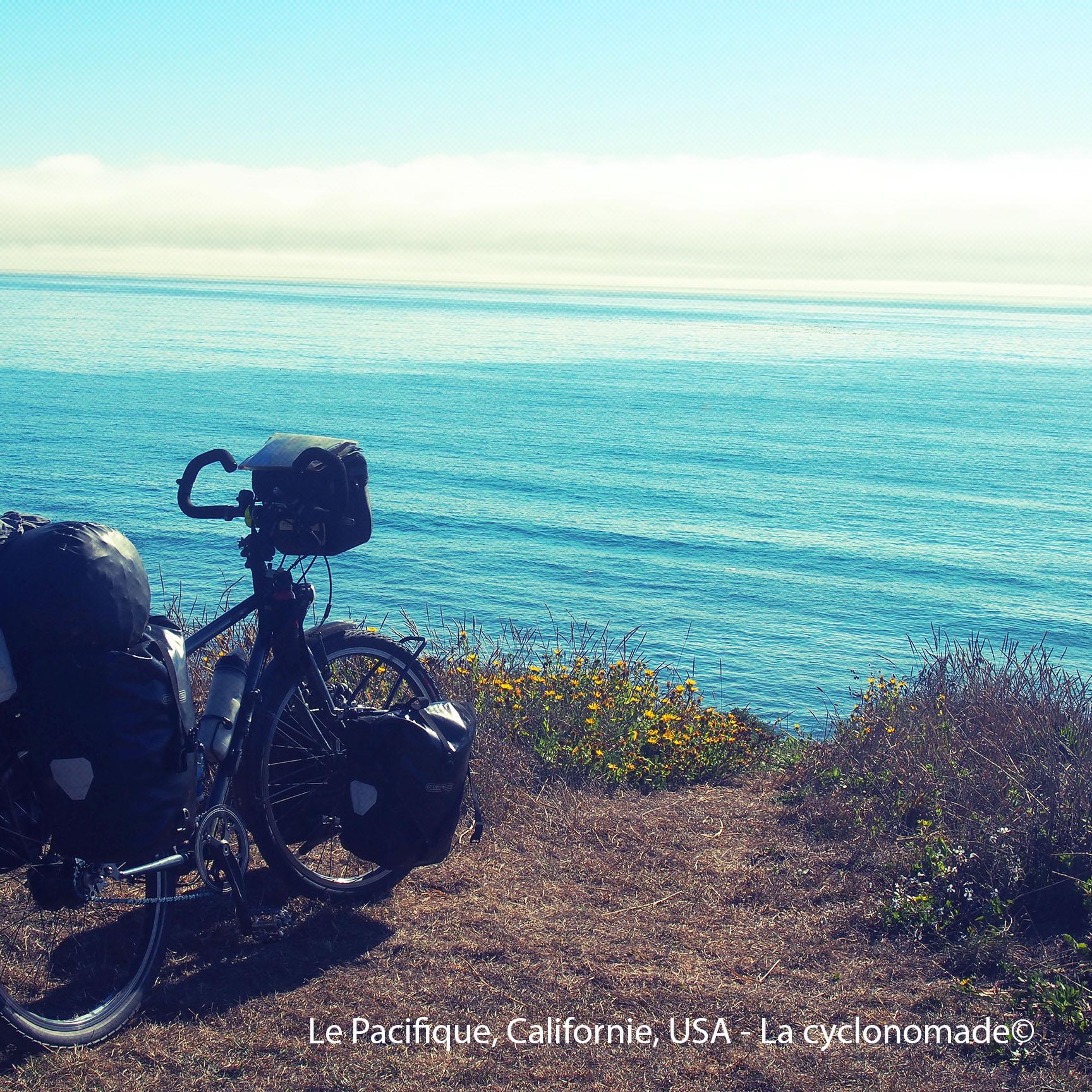 Pacifique - préparer son voyage à vélo - blog cyclotourisme