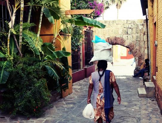 Oaxaca - l'ouest à vélo