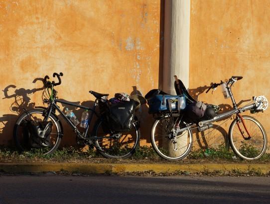 Le Mexique à vélo