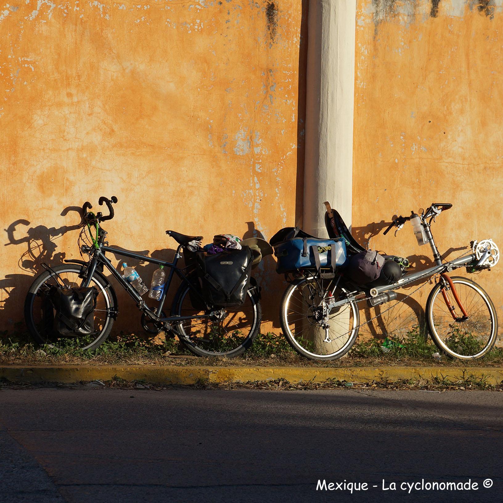 Le Mexique à vélo - vélo cyclotourisme