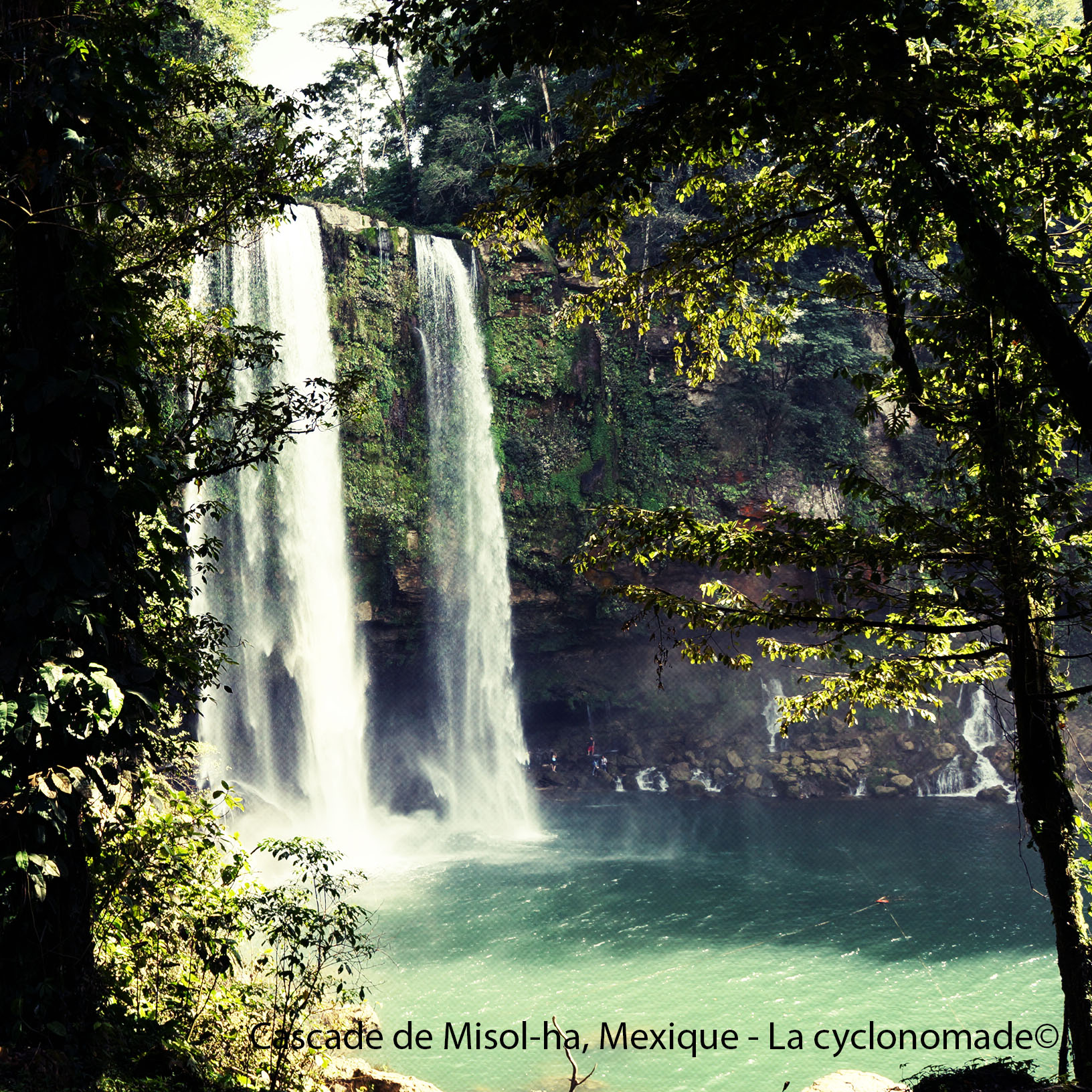 Cascade de Misol-ha