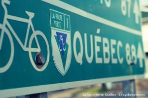 Québec - La Route verte