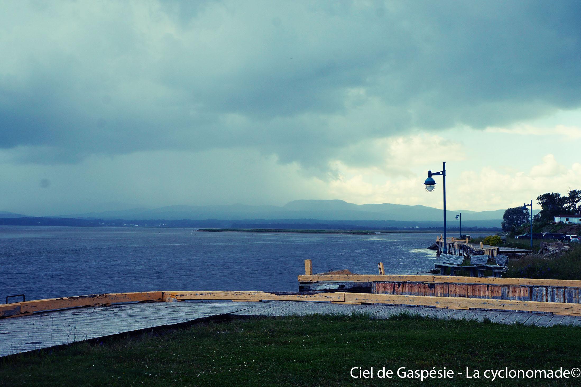 Ciels de Gaspésie