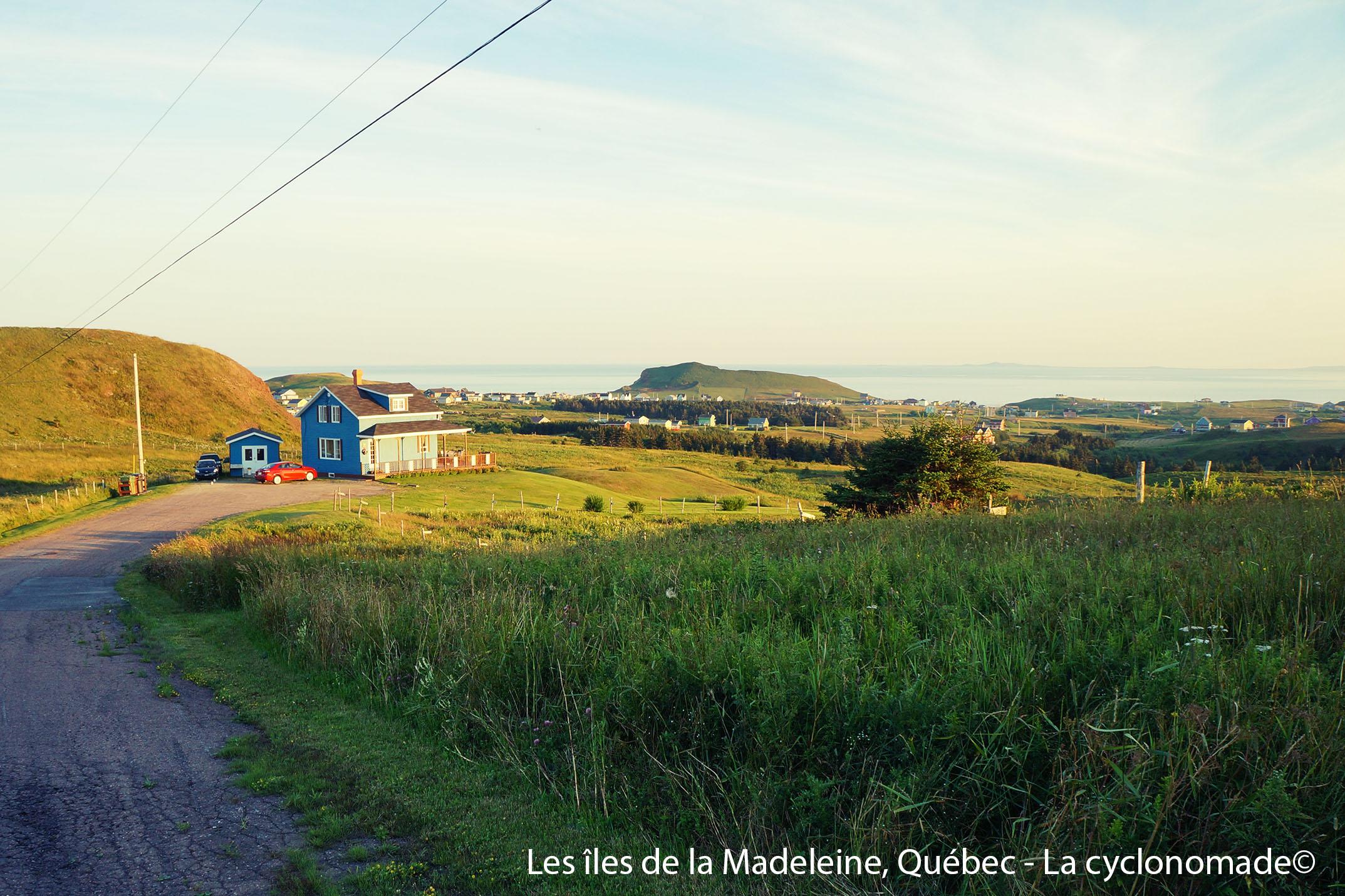 Havre aux maisons