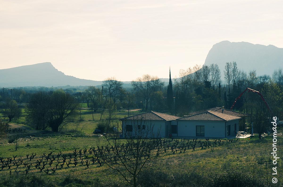 Le pic St-Loup, l'Hérault à vélo - La cyclonomade