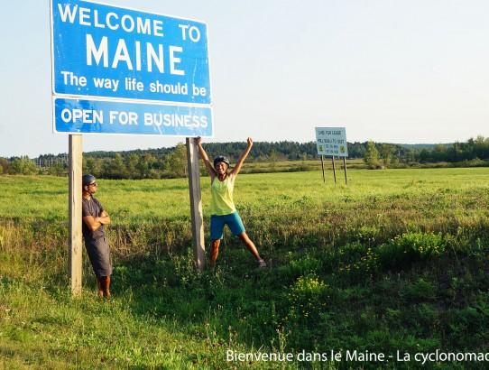 Bienvenue dans le Maine