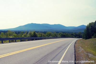 Sommet des Appalaches, Maine