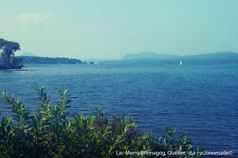 Lac Memphrémagog, Québec