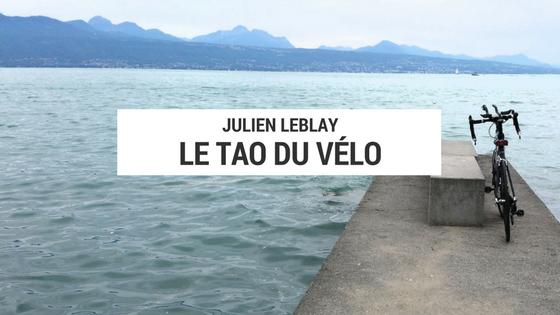 tao du vélo - cyclotourisme - lecture