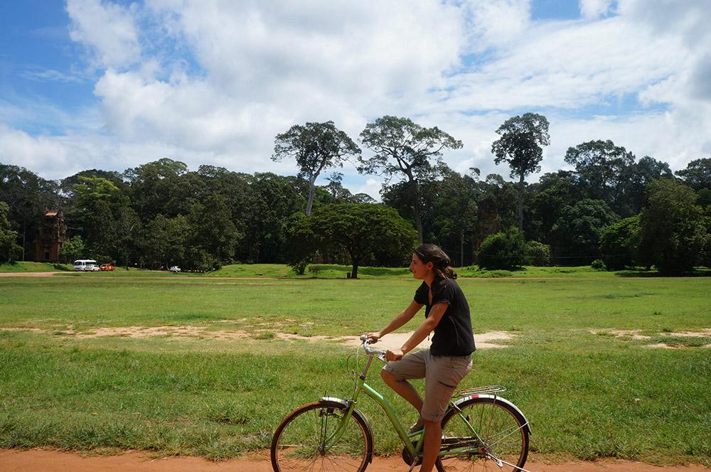 Location de vélo pour ne pas perdre ses habitudes !
