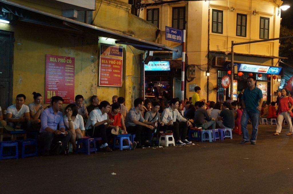 hanoi - viet nam à moto - asie du sud est