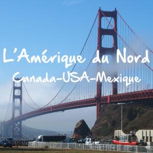 L'Amérique du Nord à vélo