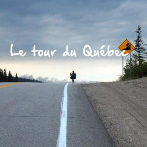 Tour du Québec à vélo