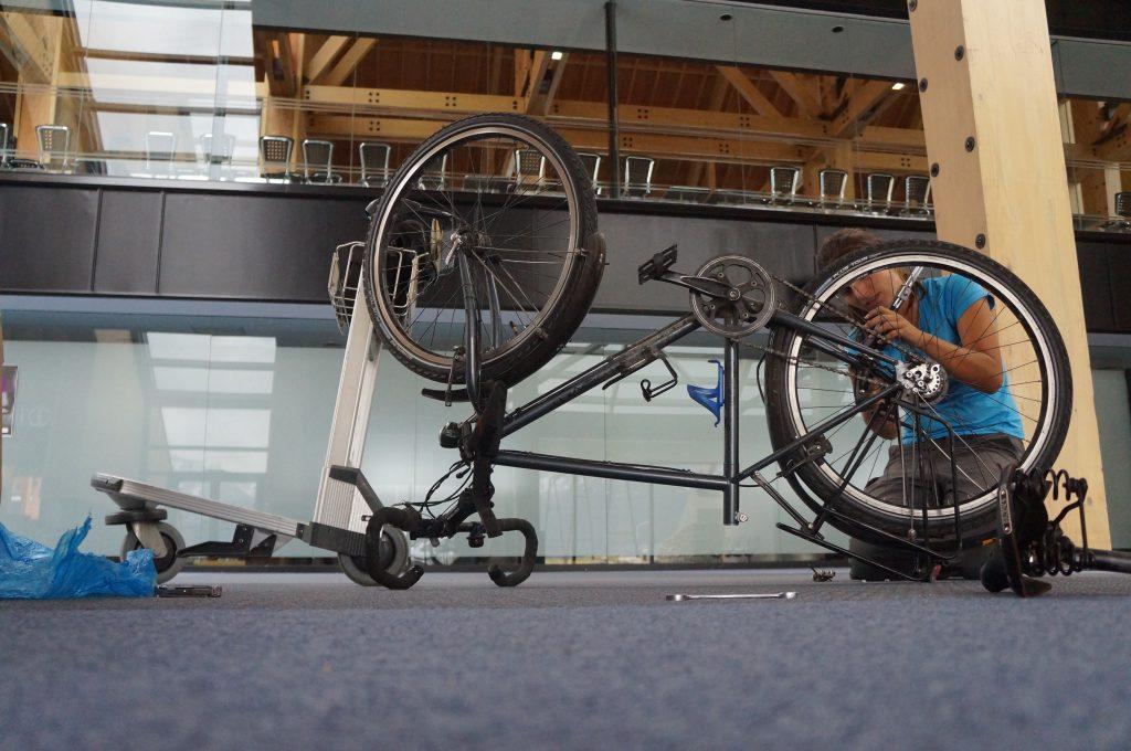 Mécanique vélo - réparer son vélo - cyclotourisme - voyager à vélo - voyage vélo - la cyclonomade