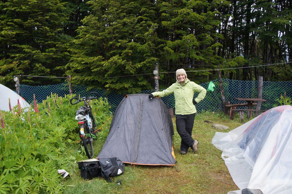 cyclotourisme, patagonie à vélo