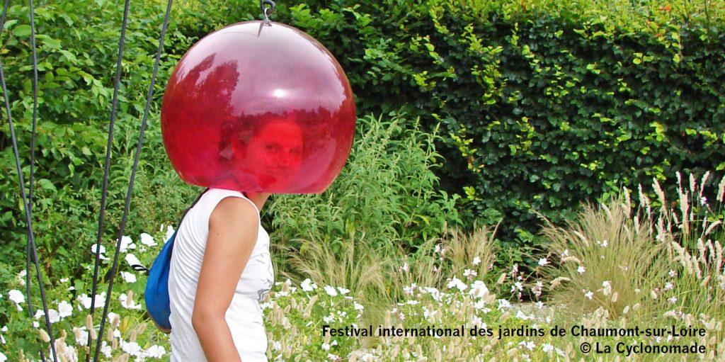premier voyage vélo, loire à vélo, cyclotourisme, la cyclonomade, eurovélo 6, les chateaux de la loire, jardinde chaumont, festival international des jardins