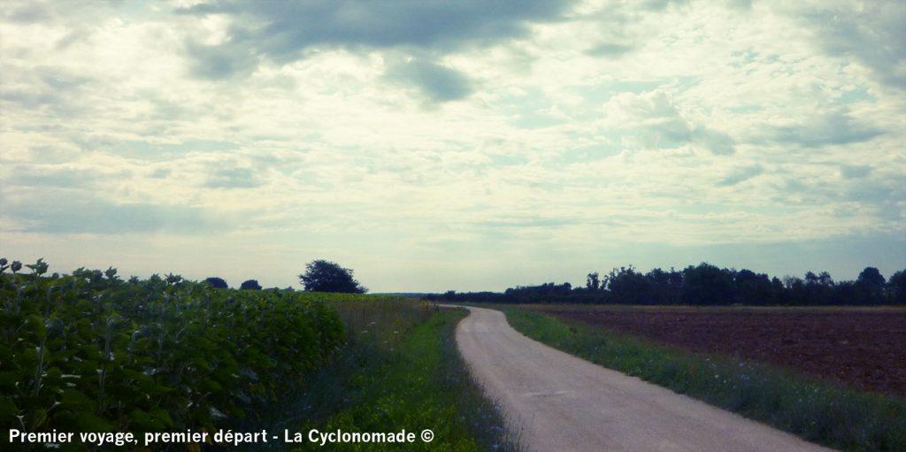 premier voyage vélo, loire à vélo, cyclotourisme, la cyclonomade, eurovélo 6, les chateaux de la loire