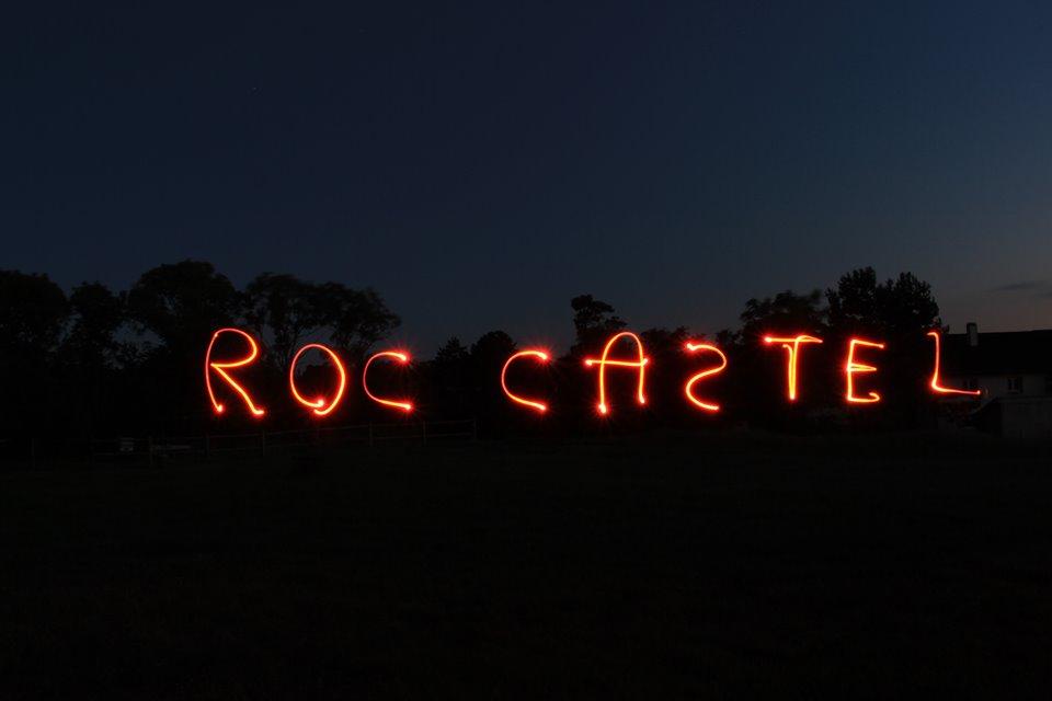 festival du roc castel - voyage lent - la cyclonomade - oser voyager seule - conférence