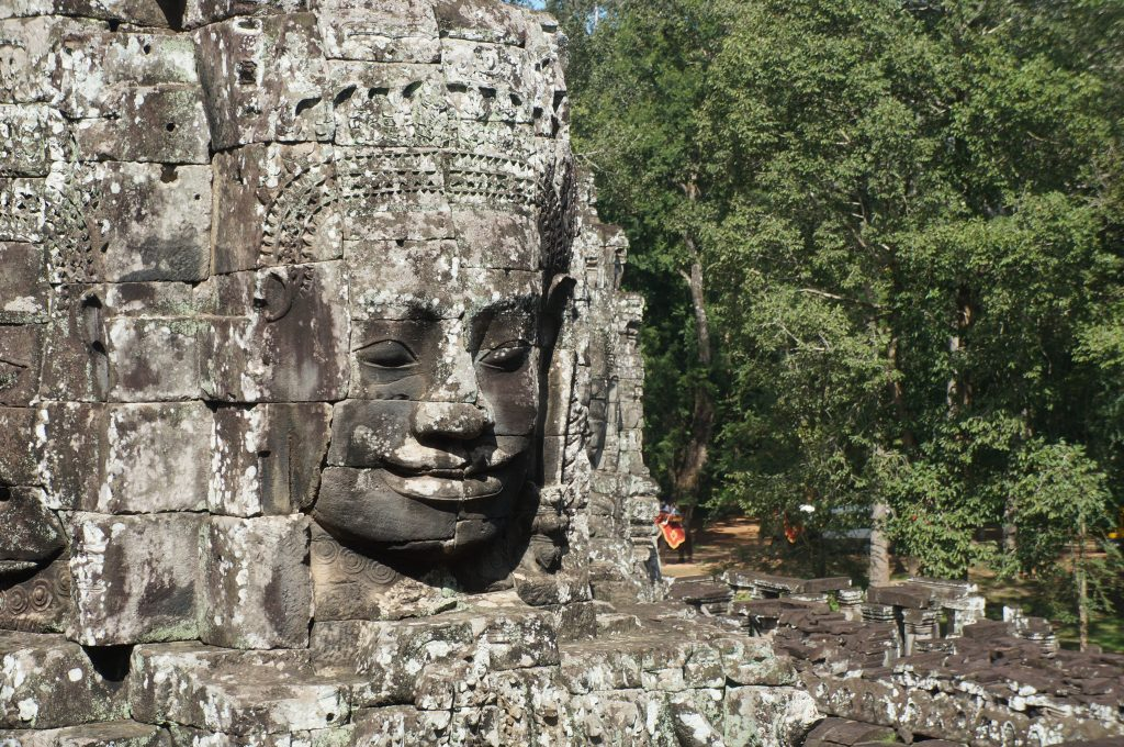 angkor, temps, cambodge, cyclotourisme