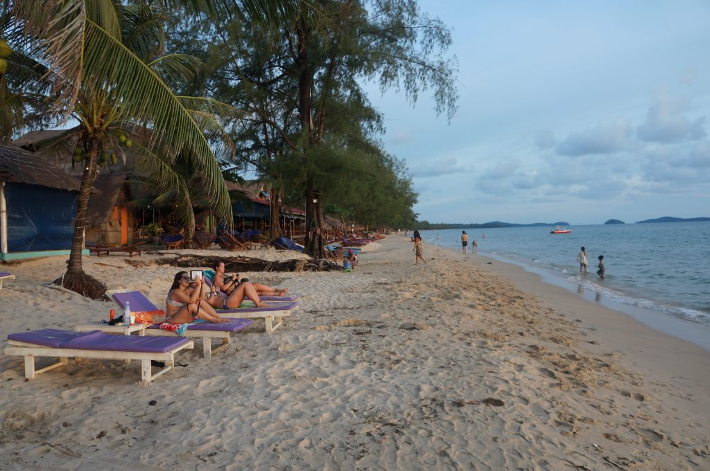 plages - cambodge - sihanoukville