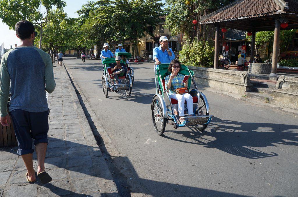 vietnam - moto - hoi an - pouce pouce -viet nam à moto