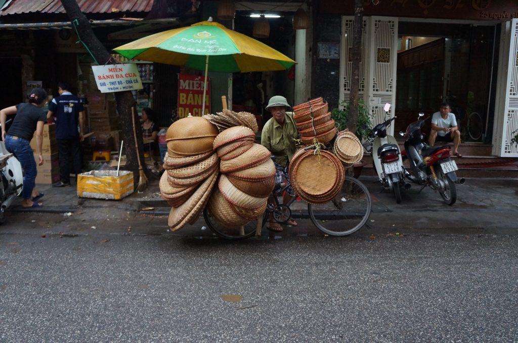 hanoi - viet nam - vietnam à moto