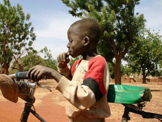 cyclotourisme en Afrique - voyage à vélo - cyclotourisme