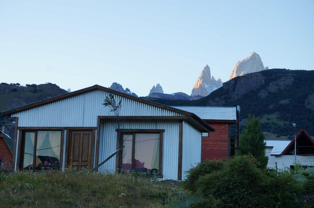 argentine à vélo - Chili à vélo - cyclotourisme patagonie - el chalten
