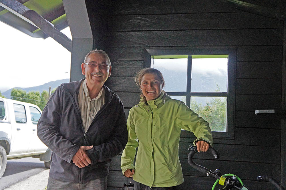warshower - autostop - communauté cyclotouriste