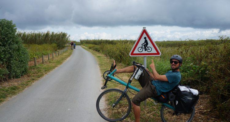 fréquentation des véloroutes - eurovélo - vélodyssée