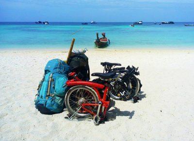 tour du mone à vélo - cyclotourisme