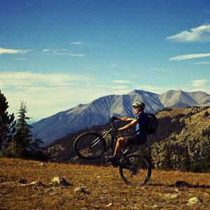 voyage vtt - vététiste - vélo de montagne - cyclotourisme
