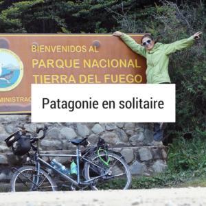 patagonie à vélo - cyclotourisme