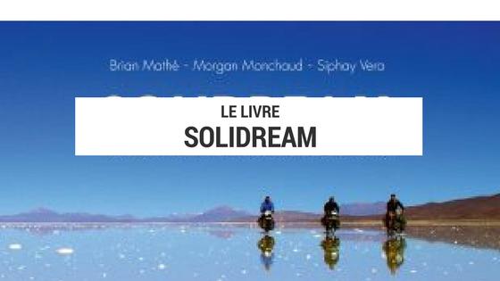 solidream - livre - tour du monde à vélo - cyclotourisme