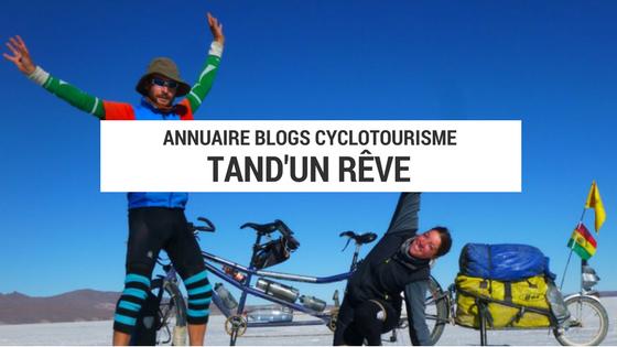 tand'un rêve - cyclotourisme Amériques - la cyclonomade - blog cyclotourisme - plateforme cyclotourisme