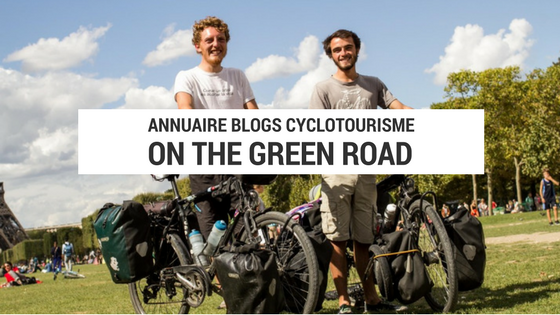 on the green road - voyage vélo écologique - voyage écologique - voyage cyclotourisme - tour du monde vélo - tour du monde cyclotourisme - blog cyclotourisme - blogue syslotourisme - site cyclotourisme - blog voyage vélo - blogue voyage à vélo