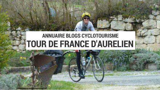 tour de france - tour de frnace à vélo - france à vélo - aurelien chameon - lecture cyclotourisme - blog cyclotourisme - blogue cyclotourisme - plateforme cyclotourisme