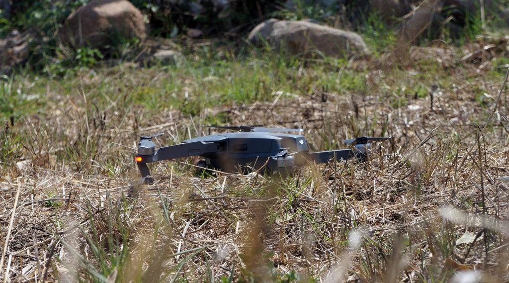 Premiers vols de drone - véloroute des monarques - cyclotourisme - cyclotourisme mexique - mexico à vélo - la cyclonomade