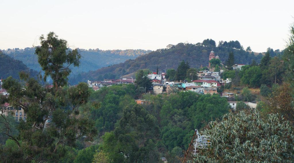 tlalpujaguan - villes coloniales - pueblo magico - véloroute des monarques - cyclotourisme - cyclotourisme mexique - voyage vélo - mexico - la cyclonomade