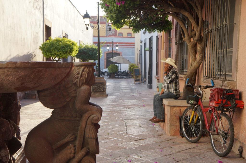 Querétaro - villes coloniales - pueblo magico - véloroute des monarques - cyclotourisme - cyclotourisme mexique - voyage vélo - mexico - la cyclonomade