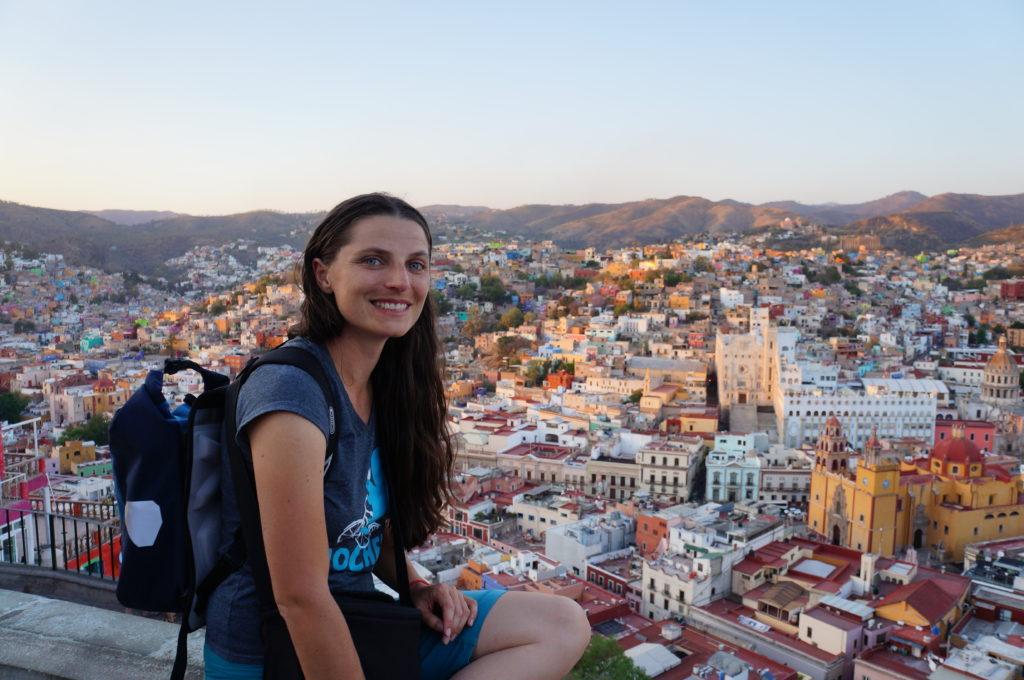 Guanajuato - villes coloniales - pueblo magico - véloroute des monarques - cyclotourisme - cyclotourisme mexique - voyage vélo - mexico - la cyclonomade