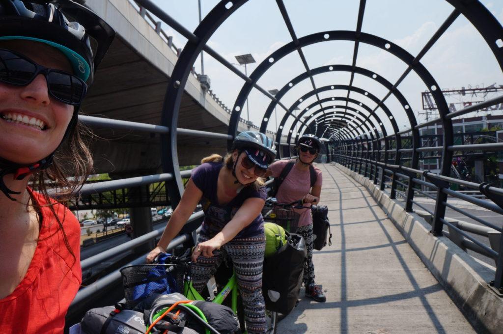 mexico a velo - véloroute des monarques - cyclotourisme - voyage à vélo - mexique à vélo