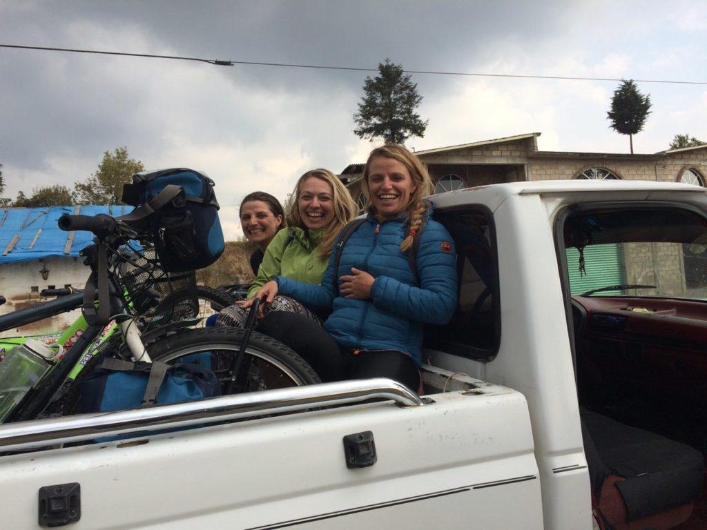 autostop - vélo - cyclotourisme - cyclotourisme mexique - mexique à vélo - voyage vélo - la cyclonomade