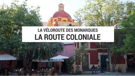 la route coloniale