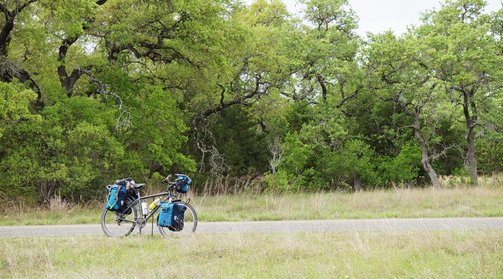 hill country à vélo - texas à vélo - états unis à vélo - cyclotourisme - la cyclonomade